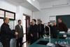 黃山學院督查冬季校園安全工作