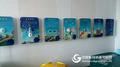 智慧墙科普仪器 壁挂科技馆 走廊科技馆 墙壁科普展品