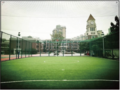 北京市丰台区教委建设网式足球场案例