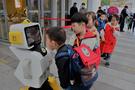 沃柯雷克联合钉钉推出晨检机器人 AI技术助力幼儿园智慧晨检