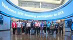 """推動教育創新 服務""""一帶一路""""——亞非歐24國外賓到訪國泰安"""