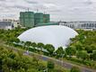 約頓氣膜上海第五座氣膜館落成啟用