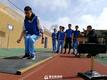2019青岛体育中考开考 59所中学1.65万考生参加