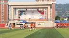 精彩!全省37支中學足球隊競技綠茵場