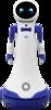 中新智擎智慧服务机器人