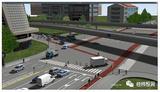 面向智能驾驶测试的交通流仿真方案