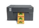 派美雅彩色标签打印机 LX900  高质量标签打印清晰细腻
