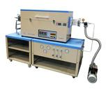 带滑动法兰三温区CVD系统OTF-1200X-5-III-F3LV