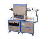 1700℃两通道混气高真空CVD系统GSL-1700X-4-C2HV