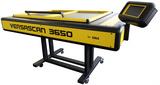 SMA 3650型A0高精度平板扫描仪