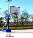 移动式篮球架