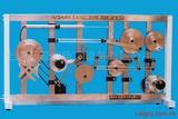 平面机构创意组合测试分析实验台(专利产品)