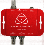 ATOMOS广播级转换器3G/HD/SD-sdi转hdmi高清转换器配套机架防脱落