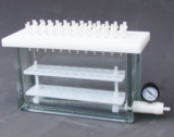 玻璃固相萃取装置/固相萃取仪/12孔固相萃取设备/样品萃取仪