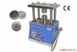 MSK-110 小型液壓紐扣電池封口機
