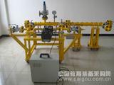 阻隔防爆材料防爆性能测试装置 (防爆材料防爆性能测试激波管)