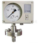 指针式硅压阻压力变送器