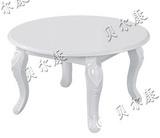 幼儿园欧式课室木桌