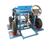 4WS四轮转向及悬架系统实验台|4WS四轮转向及悬架系统|汽车教学设备