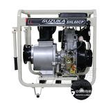 移动式6寸柴油机防洪抗旱泵