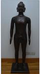 170cm仿明代針灸銅人模型,全銅制造仿古針灸銅人模型