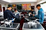 无人机组装 调试 飞行 检测 维护 行业应用教学实训系统