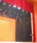 舞台横侧幕