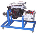 丰田5A发动机自动变速箱解剖