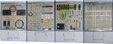 網絡綜合布線系統器材玻璃展柜