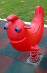 供应儿童户外小区公园游艺设施动物摇摇乐