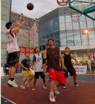 篮球场专用运动地板