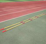 国家比赛级4m玻璃纤维跳高杆 CAA和IAAF认证