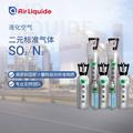 二氧化硫标准气体SO2 1.7L/4L/8L 全国配送