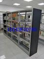 档案架文件柜 一例三6层钢制书架佛山厂家定制办公室文件柜储物柜书柜