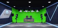 高清虚拟演播室系统