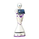 锐曼机器人商用服务机器人室内自主导航语音交互自动充电开放SDK