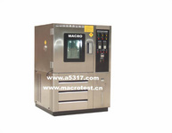 SDJ高低溫(交變)濕熱試驗箱/可程式恆溫恆濕試驗機/溫濕度環境試驗箱