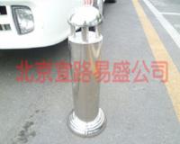 厂家直销不锈钢隔离柱 路障 反光警示分道立柱 路桩 路锥