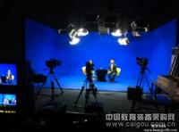 校园电视台虚拟演播室