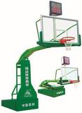 深圳市供应电动液压升降篮球架