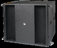 TD TA-W18 单十八寸线阵列超低频音箱