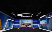 虚拟演播室厂家,提供设备、灯光、装修整体解决方案