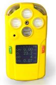 礦用多參數氣體檢測報警儀,便攜式氣體檢測儀