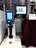 HBS-3000AET触摸屏自动转塔数显布氏硬度计 -- 带图像处理