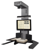 i2S艾图视eScan OS A3书刊扫描仪非接触式扫描仪
