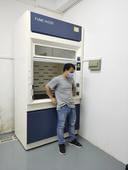 全鋼通風柜實驗室排風柜設備定制