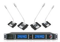 少普斯SHOEPUS会议话筒鹅颈话筒无线话筒WM-804