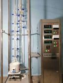 博勱分子蒸餾儀玻璃篩板精餾塔定制