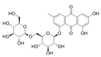 大黄素-1-O-β-龙胆二糖苷 849789-95-3
