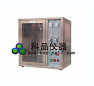 泡沫塑料垂直/水平燃烧试验机全国最大供应商